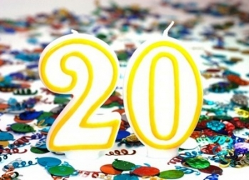 20 лет - чем не юбилей?