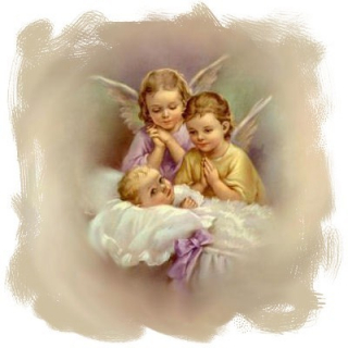 С крестинами малыша