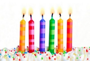 6 лет и 6 свечек