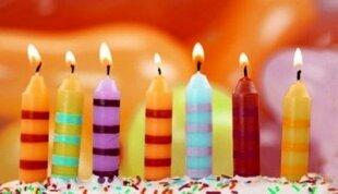7 лет и 7 свечек