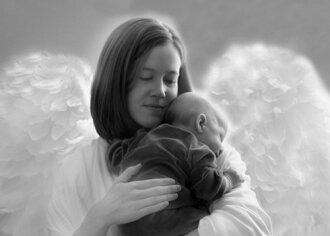 Ангел Мама