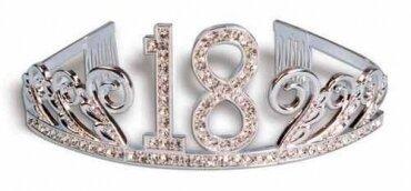 Поздравление девушке: 18 звонких лет
