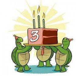 Поздравление ко дню рождения ребенка 3 лет