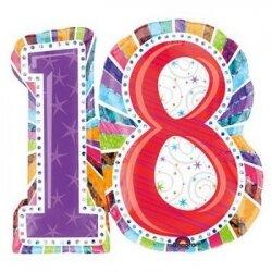 Поздравление парню: Тебе сегодня 18