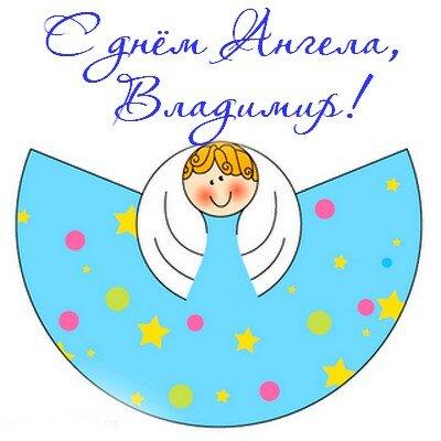 Поздравления с именинами владимир 36